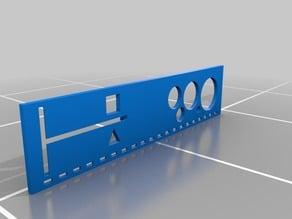 Engineering Ruler Remix