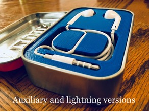 Altoids Earbud Case