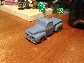 remix of 1949 Ford Pickup