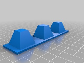 Stack-able Dragons teeth :D