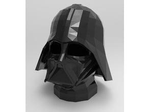 Darth Vader snake hiding place