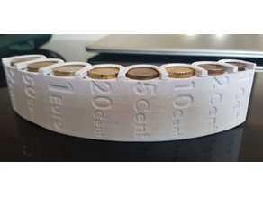 Coin Holder Inline EU
