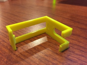 Monoprice Select Mini Glass Bed Spacer
