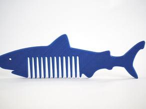 Shark Comb