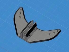 Rudder Servo Horn