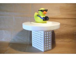 "3"" Pool Chlorinatior with Tourist Duck Lid"