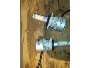 H7 LED bulb adapter