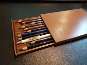 Pencil Box (Polychromos) for 12 pcs