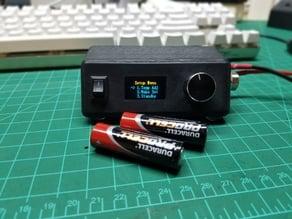 Mini T12 (Hakko Style) Soldering Station Case
