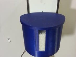 Vertical Filastruder Hopper v2