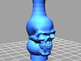 510 Skull Driptip
