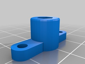 Magnetic ball joints for the Kossel Clear (the arm side)