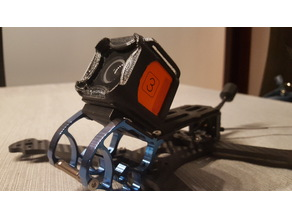 Armattan Rooster HD camera mount plate