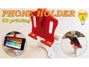 PHONE HOLDER. NEW!