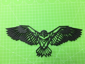 EAGLE wall decoration
