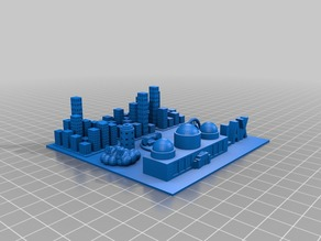 Los Angeles Micro City Project