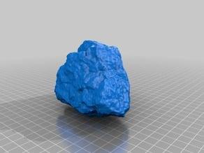 Hi Res Rocks! (3D scan)