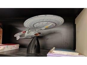 Enterprise Model Stand