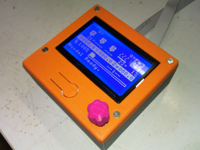 Smart LCD Full Graphic  Controller case