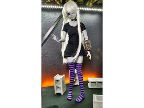 1/3 ball jointed doll BJD 60cm