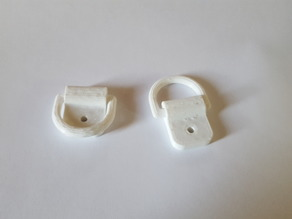 D-Ring  standard & print in place
