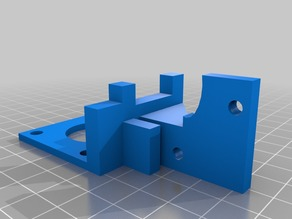 easy print cr-10 directdrive mount