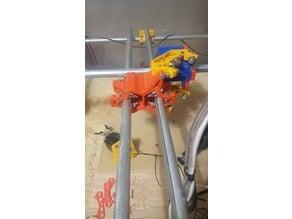 2 rail mpcnc upgrade parts