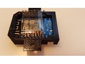 WEMOS D1 Mini Bumper Mount RMX