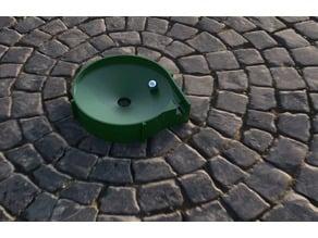 rotary funnel for fischertechnik Marble run