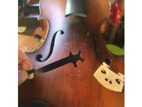 Violin soundpost setter
