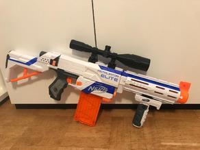 Nerf Gun Elite Sniper Scope
