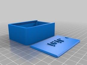 Jiei Medium Box
