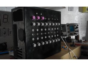 Sequencer 4017 + 555