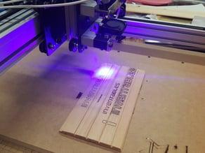 Shapeoko Laser Upgrade