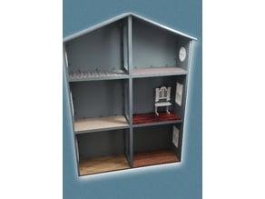 CNC Doll House