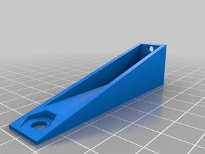 Malyan M180 / Freesculpt EX2 filament Funnel OFFSET