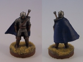 Northern Warrior with Greatsword