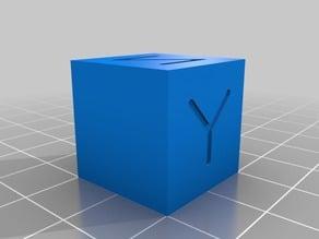 20x20x20mm Test Cube