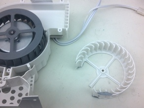 Replacement Impeller for a VORTEK FAN