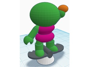 Cartoon Figure - Goblin Guy
