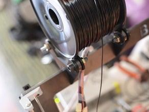 Spool Holder for Prusa i3 Single Frame