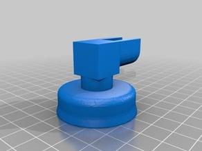Bottle Cap Filament Holder