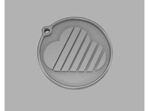 Skycoin Keychain - Puck