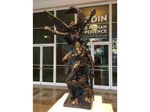 LA Defense, Rodin, Portland Art Museum