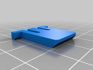 Keyboard foot Logitech MK 250