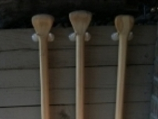 Customizable paddle and oar hook