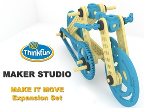 Thinkfun Maker Studio - Make It Move Expansion Set