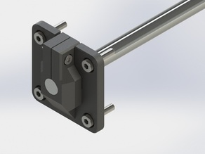 10mm Shaft Support