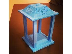 Table Lantern w/ Magnets
