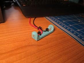 DIY Dummy Battery Emulator Adapter AA
